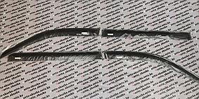 Ветровики на TOYOTAHIGHLANDER(Kluger)(узкие)(2001-2007)
