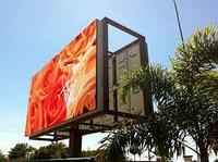 Уличный светодиодный экран , шаг пикселя 8 мм
