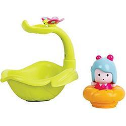 Игрушка Tiny Love МИМИ-листочек/фонтан, интерактивная игрушка для ванной