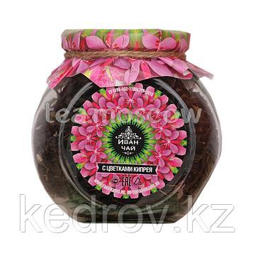 """""""Северный чай"""" Иван-чай листовой ферментированный с цветками кипрея, стекло 50гр"""