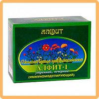 Алфит от псориаза иммуномодулирующий, 120 гр (60 брикетов по 2 гр)