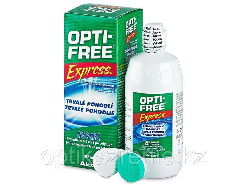 Раствор OPTI-FREE Express 355 ml