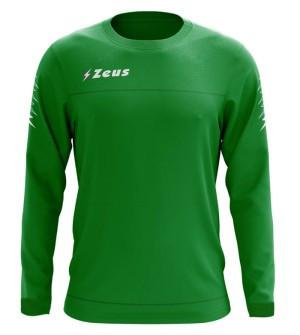 Тренировочная кофта FELPA ENEA зеленая