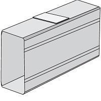 DKC SGAN 80 Накладка на стык профиля, фото 1