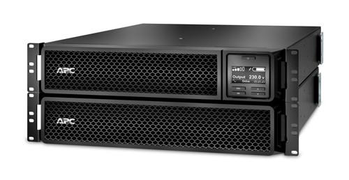 Источник бесперебойного питания APC Smart-UPS SRT, On-Line, 2200VA / 1980W, Rack/Tower, IEC, LCD, Serial+USB,