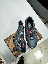 Кроссовки Salomon Speedcross III (3) серые, фото 2