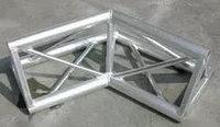 Трехпунктный алюминиевый угол, болтовое соединение