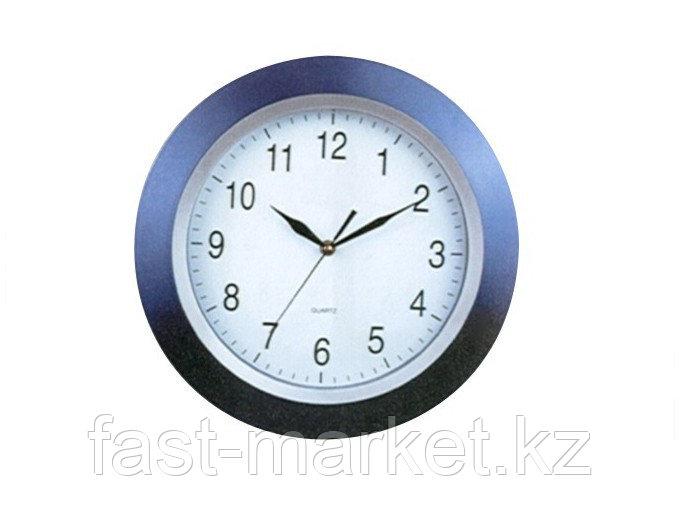 Настенные часы синие