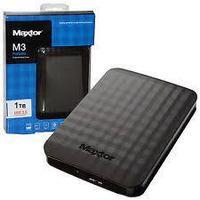 Внешний жесткий диск 1TB  Maxtor  USB 3.0