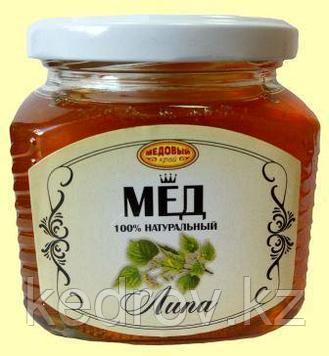 """Мёд """"Липовый"""", 500 гр стекло"""