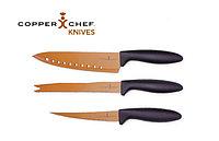 Ножи в наборе Copper Chef, фото 1