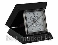 Настольные часы черные