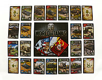 HOBBY WORLD Настольная игра  World of Tanks (Rush), фото 1