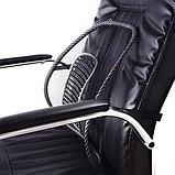 Ортопедическая спинка-подушка с массажером, фото 3