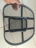 Ортопедическая спинка-подушка с массажером, фото 2