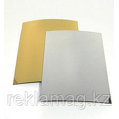 Зеркальный полистирол 1mm Зеркальный серебро