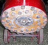 Мозаично-шлифовальная машина по бетону DMS 250, фото 2