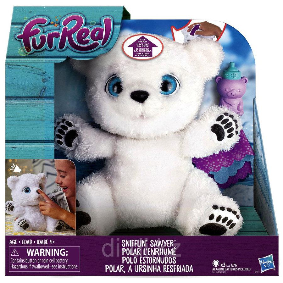 Интерактивный полярный медвежонок FurReal Friends