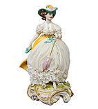 Статуэтка Девушка в шляпке., фото 2