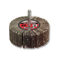 "Круг 60*30*6 мм Р80 лепестковый для дрели по металлу  ""МАТRIХ"""