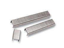 Скобы 6 мм для мебельного степлера тип 53 (1000 шт) МАТRIХ