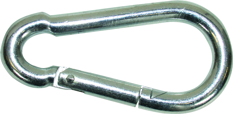 Карабин D-10 мм пожарный DIN 5299С
