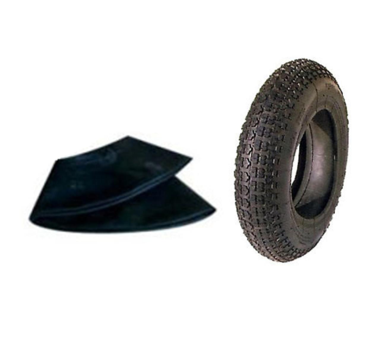 Покрышка к колесу тачки 4,00-8(20)
