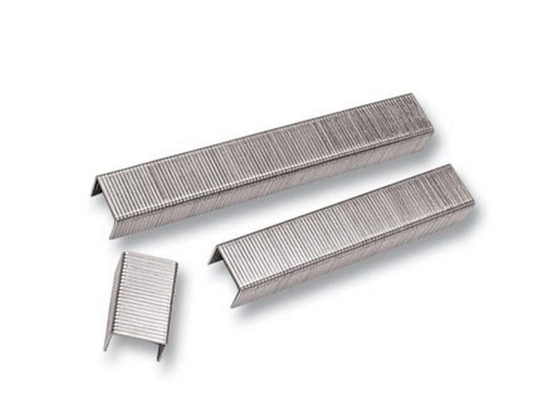 Скобы 14 мм для мебельного степлера тип 53 (1000 шт) МАТRIХ