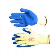 """Перчатки """"Хедмен"""" р.8 (М) (хлопок +п/э с покрытием губчатый латекс , 10й класс )"""