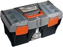 """Ящик 24"""" для инструмента пластиковый 590*300*300 мм STELS"""