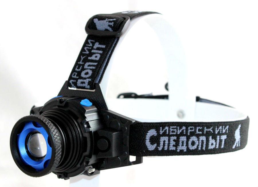 Фонарь налобный СИБИРСКИЙ СЛЕДОПЫТ PF-PFL-HL24