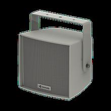 Ультракомпактная, двухполосная, рупорная, коаксиальная акустическая система
