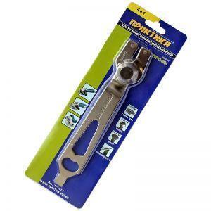 Ключ для планшайб 15-52мм, для УШМ 4в1, ПРАКТИКА