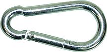 Карабин D-4 мм пожарный DIN 5299С