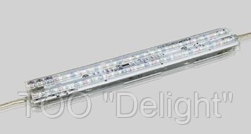 Светодиодный прибор для контурной подсветки зданий