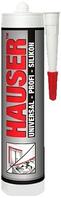 Герметик универсальный белый 260 мл HAUSER