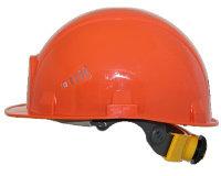 Каска защитная с храповым механизмом оранжевая  Россия, фото 1