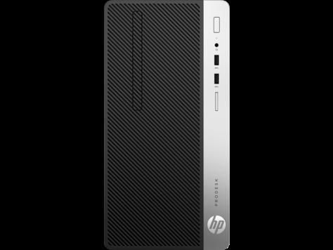 Компьютер HP 1JJ76EA ProDesk 400 G4 MT i7-7700 256G 8.0G DVDRW Win10 Pro