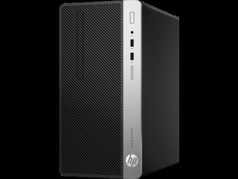 Компьютер HP 1JJ87EA ProDesk 400 G4 MT i5-7500 1TB 4.0G DVDRW DOS