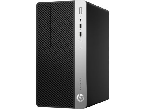Компьютер HP 1JJ91EA ProDesk 400 G4 MT i5-7500 1TB 4.0G DVDRW