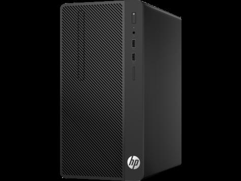 "Компьютер HP 1QN73EA 290 G1 MT i3-7100 500G 4.0G DVDRW (Bundl) + Monitor HP V214 20.7"""
