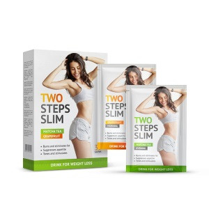 Two Steps Slim (Ту Степс Слим) - биокомплекс саше для сжигания жира