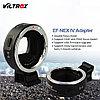Переходник с поддержкой автофокуса Viltrox EF-NEX IV Canon EF lens to Sony E Mount  Full Frame, фото 3