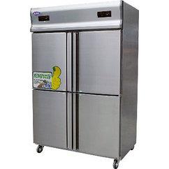 Холодильный шкаф комбинированный. Морозильный шкаф