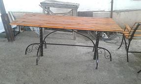 Мебель из металла 1