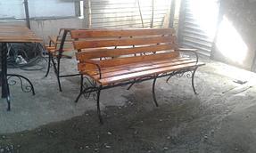 Мебель из металла 2