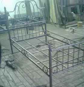 Мебель из металла 4