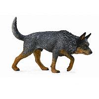 CollectA Фигурка Австралийская пастушья собака, длина 9.2 см