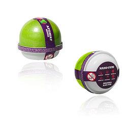 Жвачка для рук NanoGum - Яблоко, (аромат яблока) 25 гр.