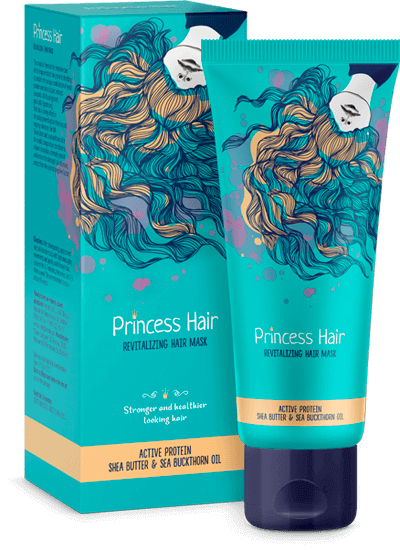 Princess Hair (Принцесс Хейр) - шампунь для волос